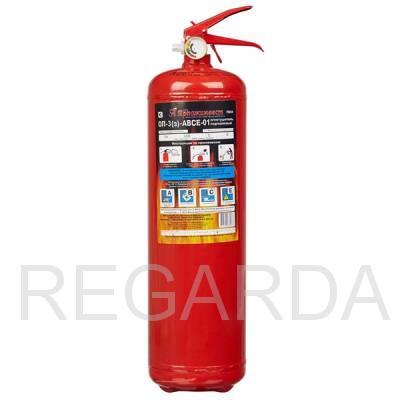 Огнетушитель порошковый ОП-3 (Ярпож)