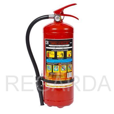 Огнетушитель воздушно-пенный ОВП-4