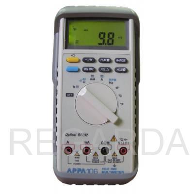 Мультиметр: APPA-106