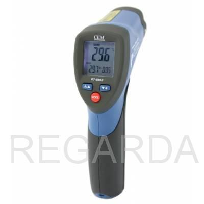 Пирометр лазерный: CEM DT-8863