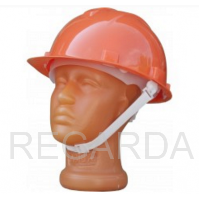 Каска защитная для строительно-монтажных работ с пласт. оголовьем ЮНОНА+
