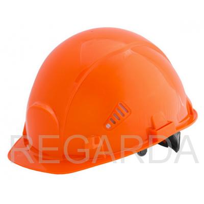 Каска защитная  СОМЗ-55 ВИЗИОН оранжевая