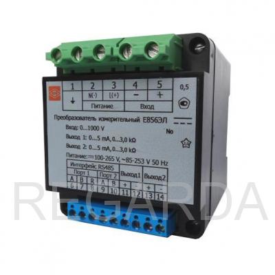 Е856 преобразователь измерительный переменного тока