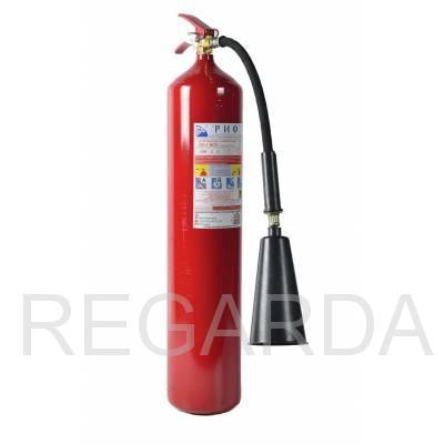 Огнетушитель углекислотный ОУ-7 (РИФ)