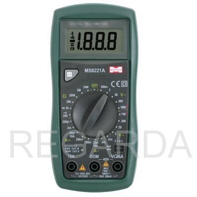 Мультиметр  MS8221A