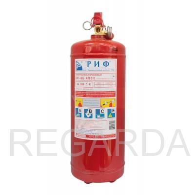 Огнетушитель порошковый ОП-4 (РИФ)