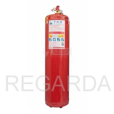Огнетушитель порошковый ОП-10 (РИФ)