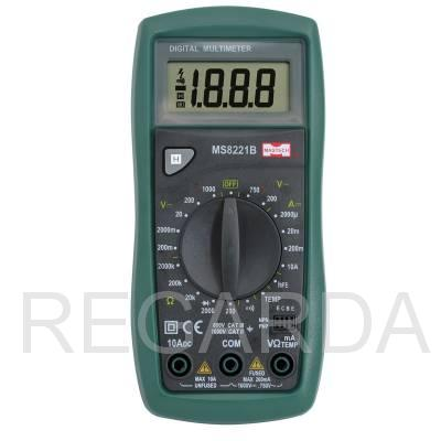 Мультиметр  MS8221B