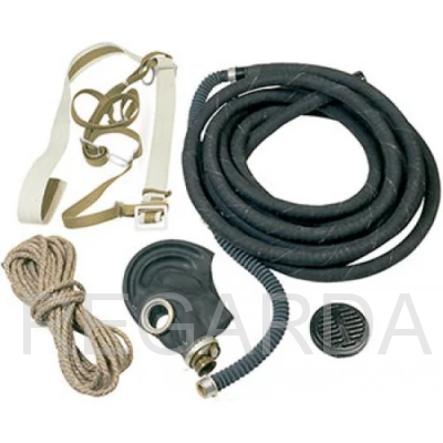 ПШ-1С (шланг резино-тканевый армированный 10м., маска ШМП)