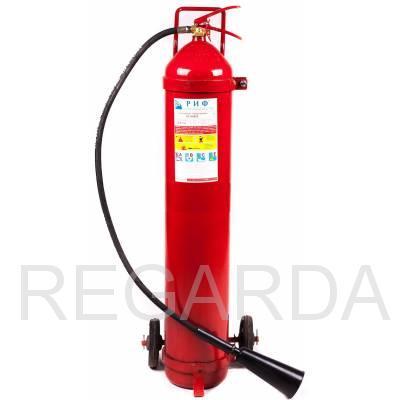 Огнетушитель углекислотный ОУ-10 (РИФ)