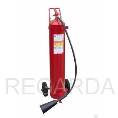 Огнетушитель углекислотный ОУ-15 (РИФ)