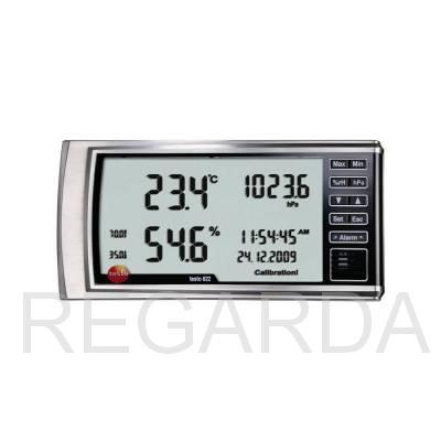 Термогигрометр Testo 622 (с поверкой)