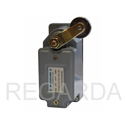 Выключатель путевой: ВП16РЕ23А231-55 У2.3  (с сальником, с самовозвратом)