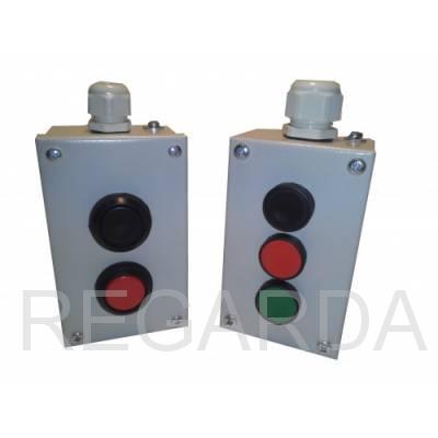 Пост кнопочный ПКУ 15-21-151-54 У2 МГ