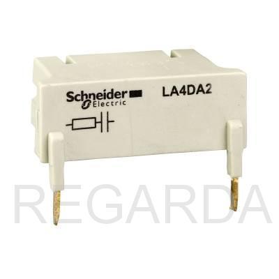 Ограничитель перенапряжения 110…250В 50/60HZ SchE LA4DA2U