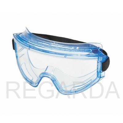 Очки защитные закрытые с непрямой вентиляцией ЗН11 PANORAMA super
