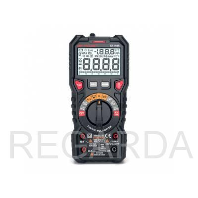 KT 118A Мультиметр цифровой c True RMS серия PROLINE КВТ