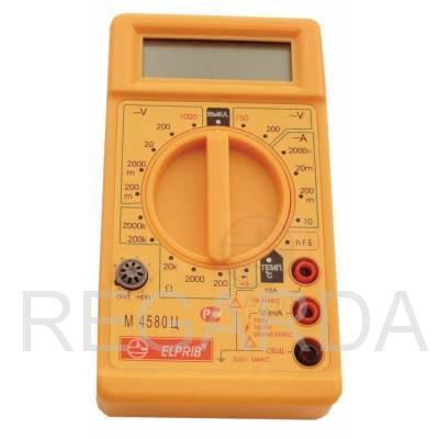 Мультиметр  М4580Ц