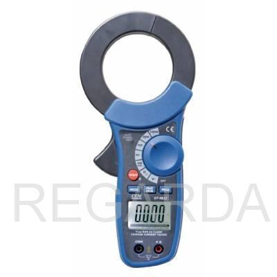 DT-9812 Токовые клещи измерение тока утечки