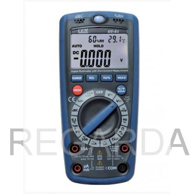DT-61 Мультиметр цифровой