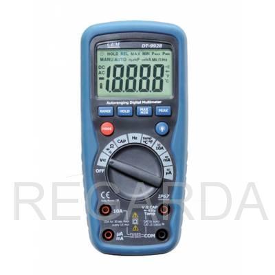 DT-9928T Мультиметр цифровой