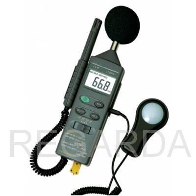 DT-8820 Измеритель параметров окружающей среды 4 в 1