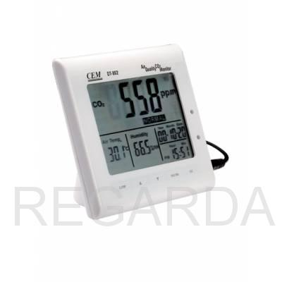 DT-802 Анализатор CO2  часы, температура, влажность