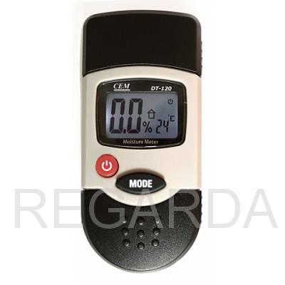 Измеритель влажности древесины DT-120