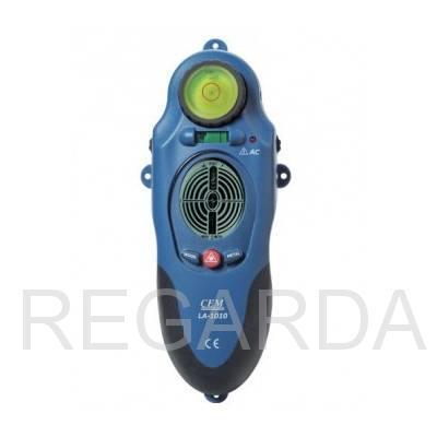 LA-1010 Детектор дерева/метала/проводки с лазерным уровнем
