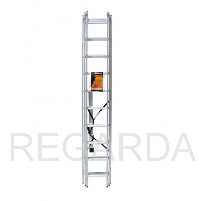Лестница алюминиевая  ВИХРЬ ЛА 3х14