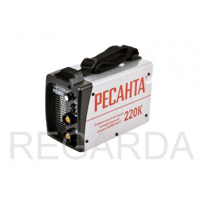 Инверторный сварочный аппарат  РЕСАНТА САИ-220К