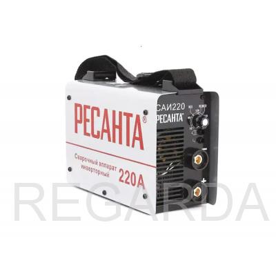 Инверторный сварочный аппарат: РЕСАНТА САИ-220