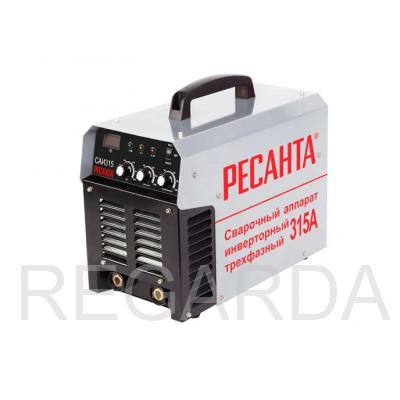 Инверторный сварочный аппарат: РЕСАНТА САИ-315