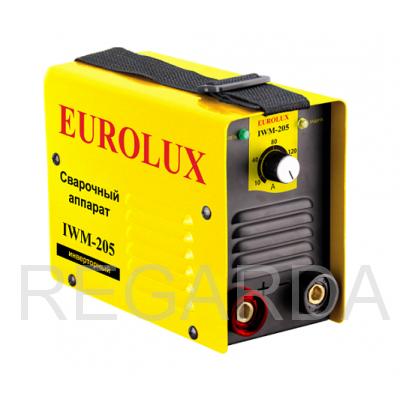 Инверторный сварочный аппарат  EUROLUX IWM205