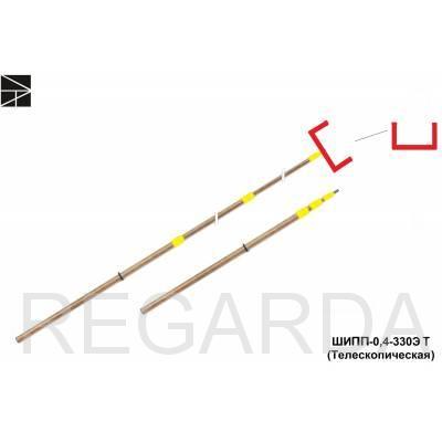 Штанга оперативная  ШИПП-0,4-330Э Т (Телескопическая)