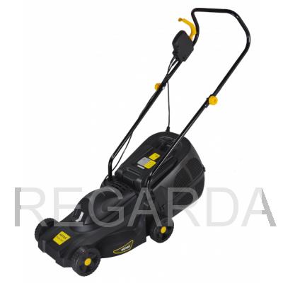 Газонокосилка электрическая  HUTER ELM-1100