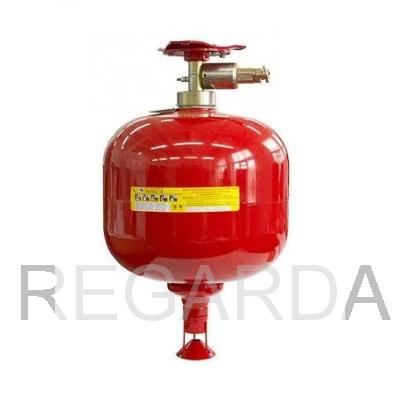 Модуль порошкового  пожаротушения Буран-15КД