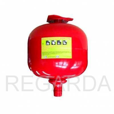 Модуль порошкового  пожаротушения Буран-15КД10