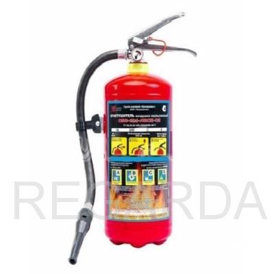Огнетушитель ОВЭ-10  АВСЕ-01 морозостойкий