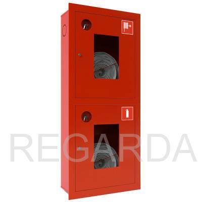 Шкаф пожарный: ШПК-320-21 ВОК