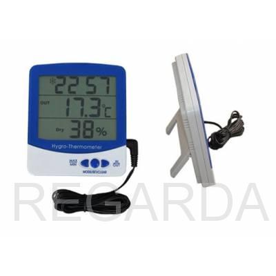 Термогигрометр SH-110 комнатно-уличный с влажностью