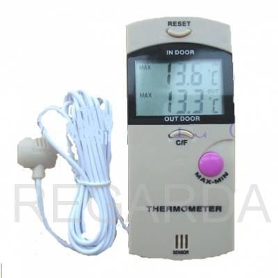 Термометр SH-115 комнатно-уличный