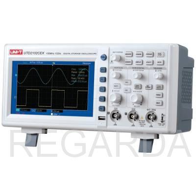 Цифровой осциллограф  UTD 2102CEX